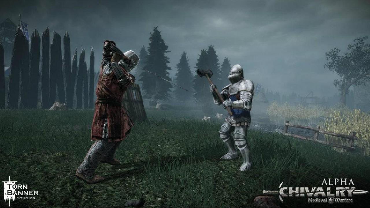 Chivalry: Medieval Warfare screenshoty 64241