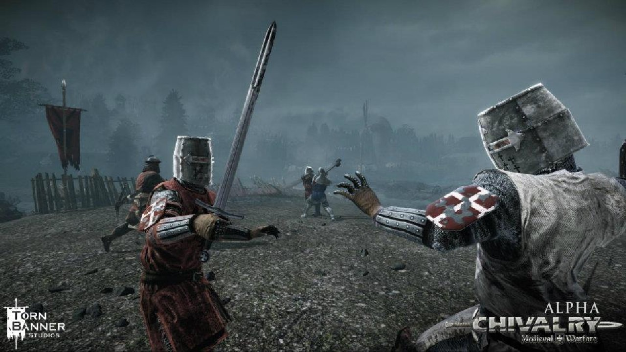 Chivalry: Medieval Warfare screenshoty 64242