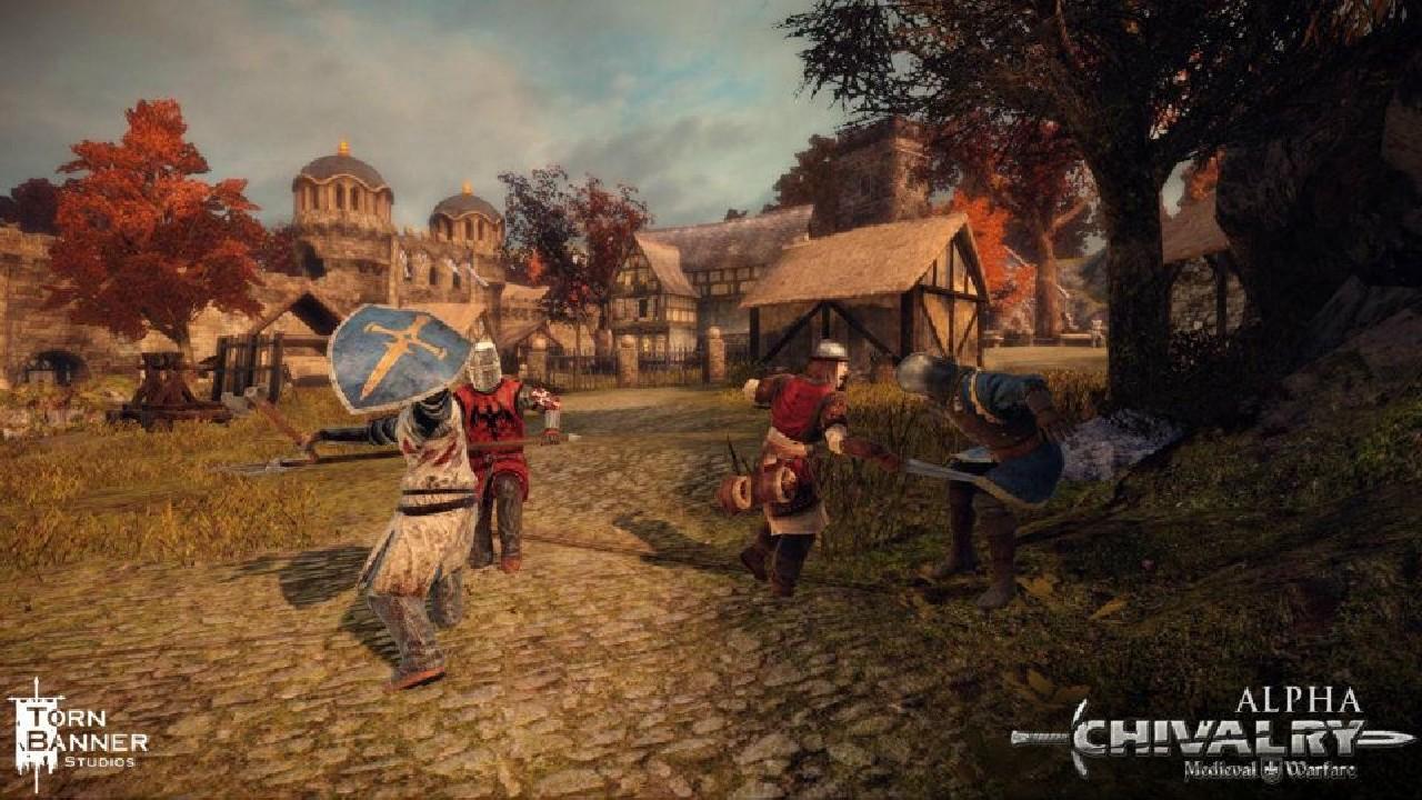 Chivalry: Medieval Warfare screenshoty 64243