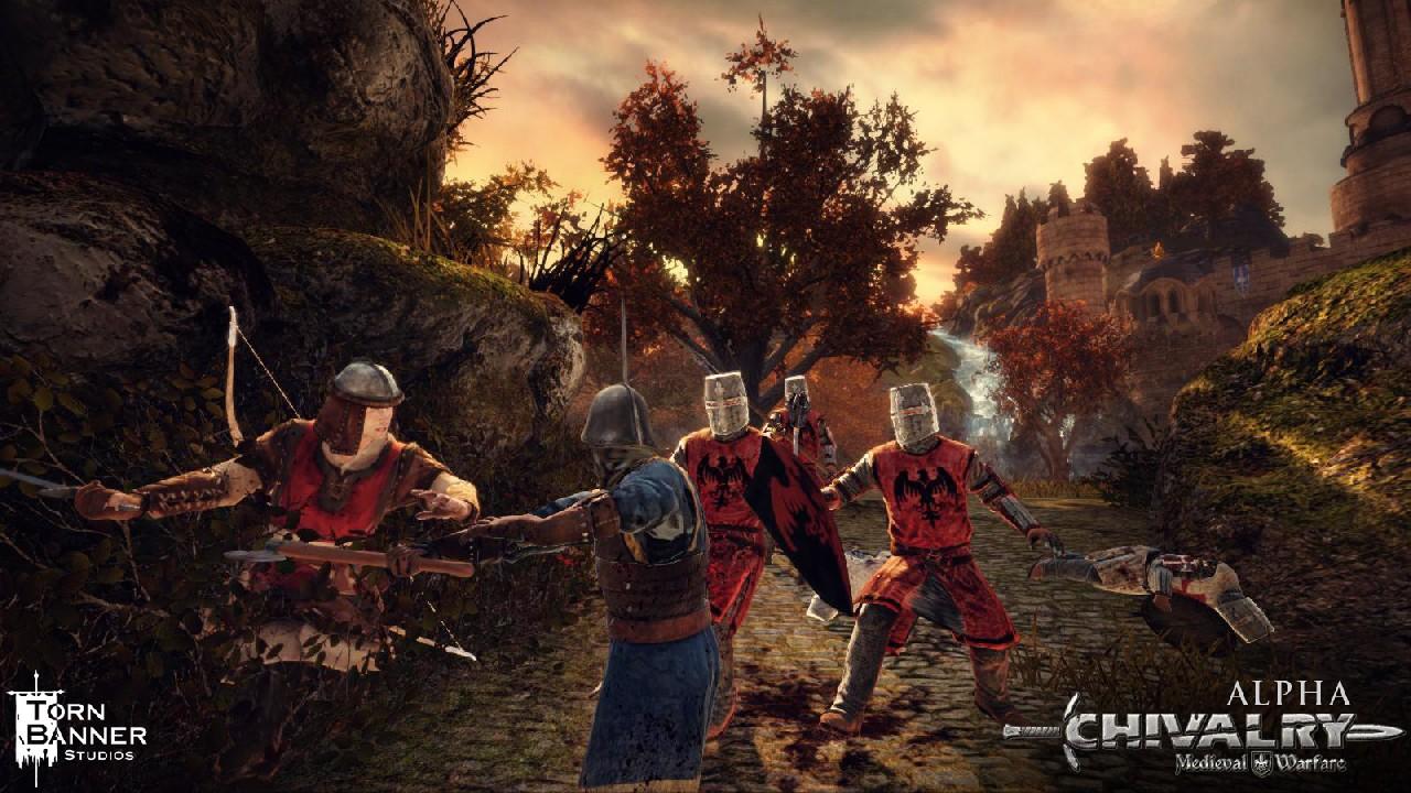 Chivalry: Medieval Warfare screenshoty 64244