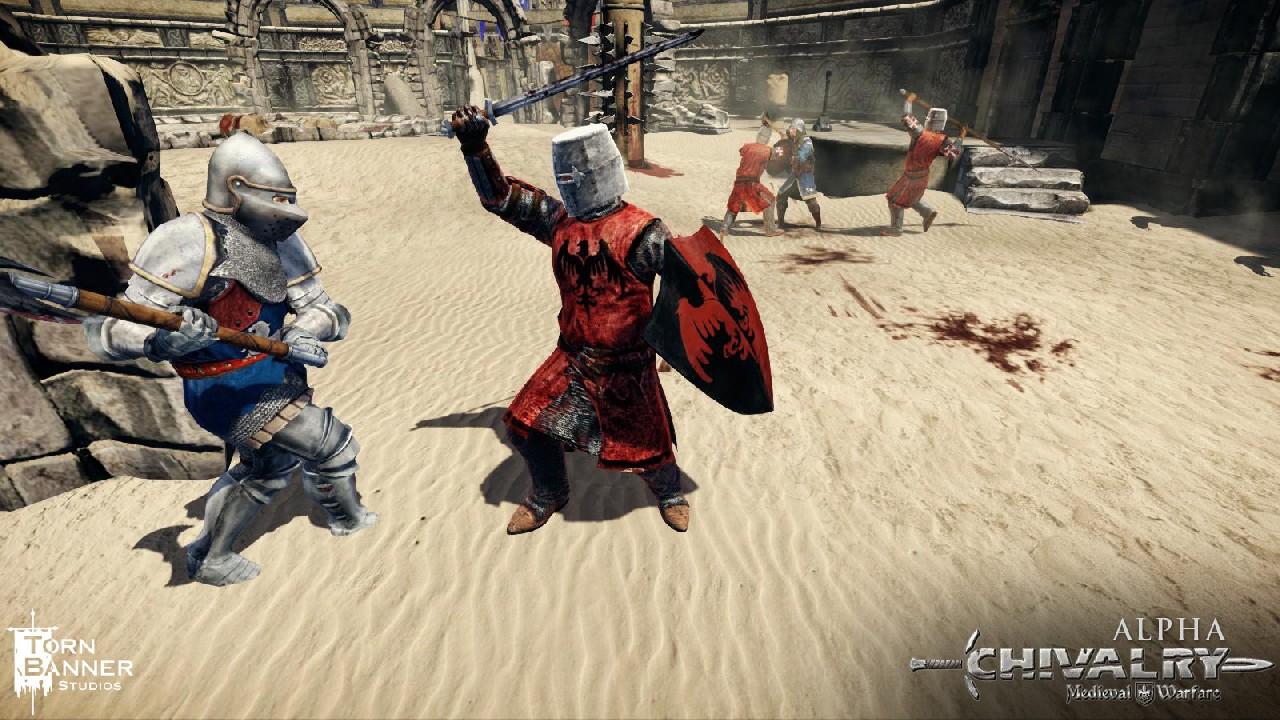 Chivalry: Medieval Warfare screenshoty 64246