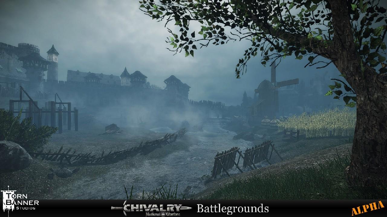 Chivalry: Medieval Warfare screenshoty 64247