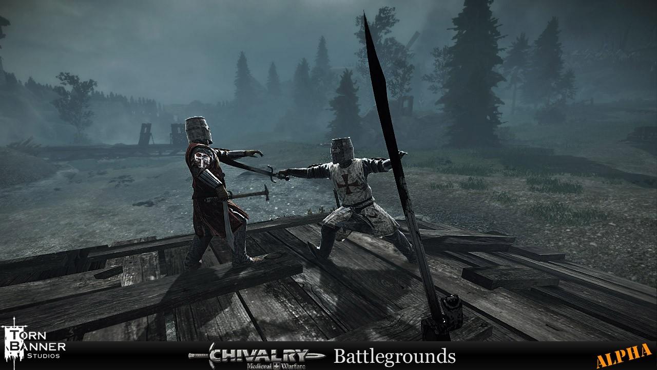 Chivalry: Medieval Warfare screenshoty 64248