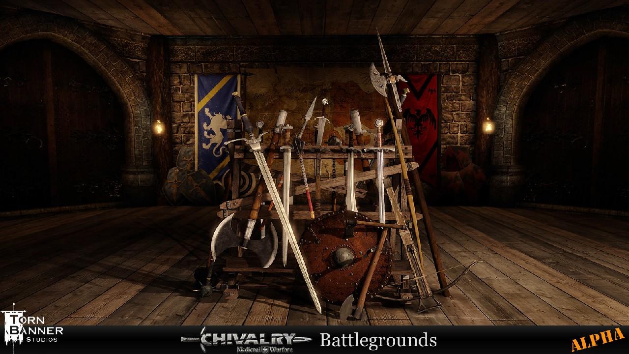 Chivalry: Medieval Warfare screenshoty 64249