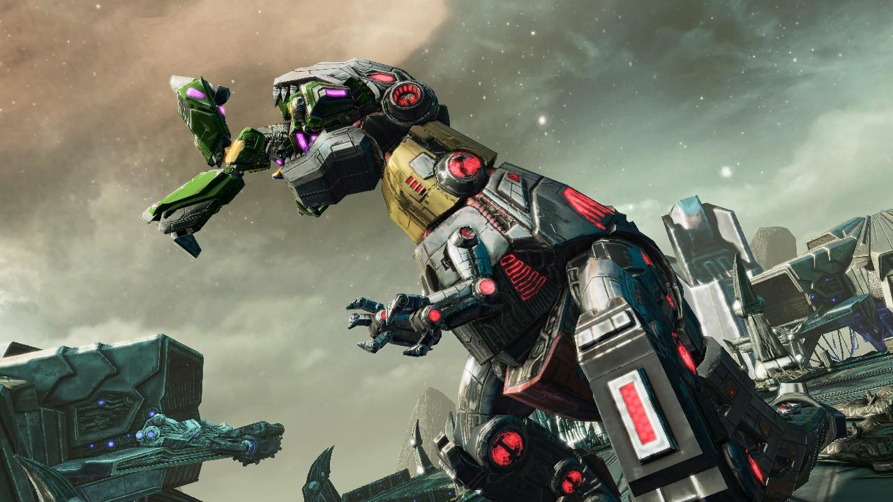 Dinosauří roboti v Transformers: Fall of Cybertron 64254