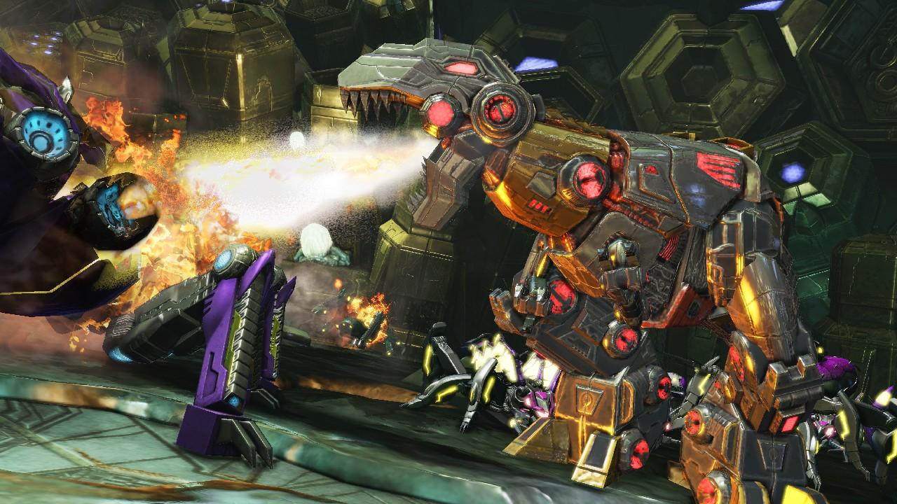 Dinosauří roboti v Transformers: Fall of Cybertron 64255