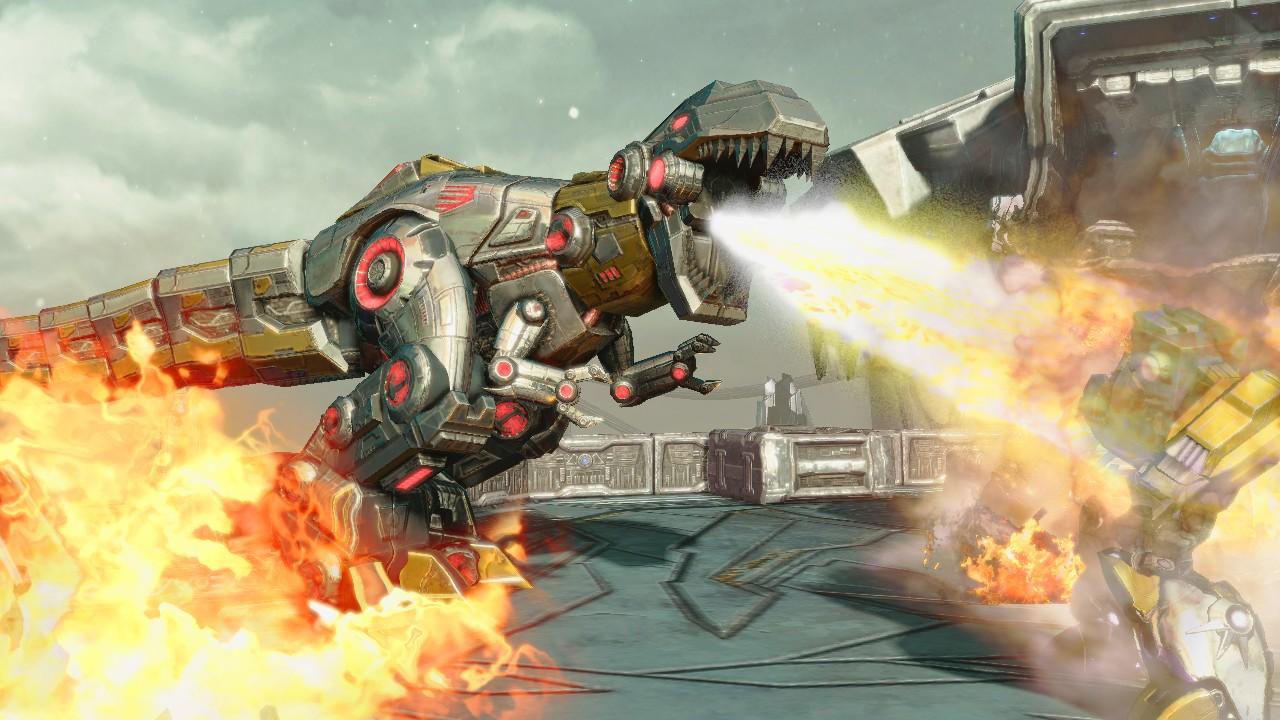 Dinosauří roboti v Transformers: Fall of Cybertron 64256