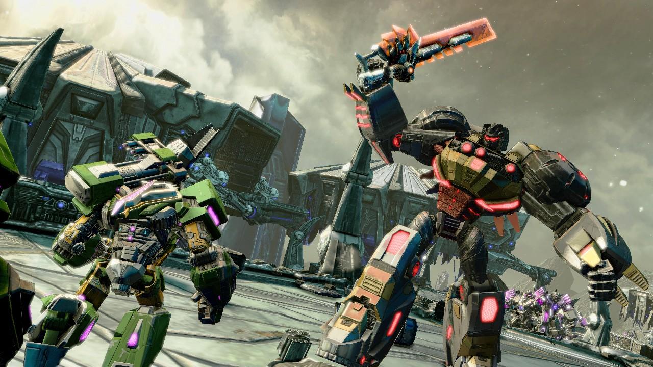 Dinosauří roboti v Transformers: Fall of Cybertron 64258