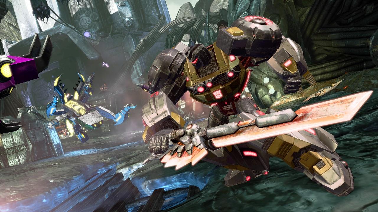Dinosauří roboti v Transformers: Fall of Cybertron 64259