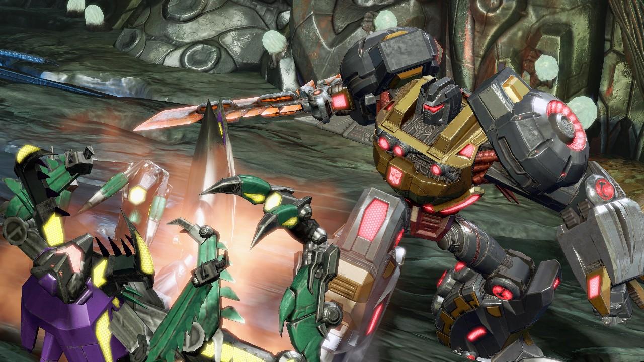 Dinosauří roboti v Transformers: Fall of Cybertron 64261