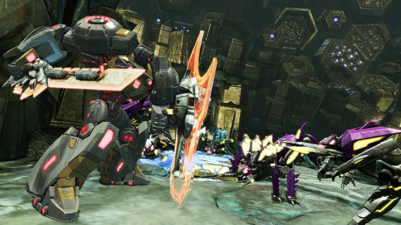 Dinosauří roboti v Transformers: Fall of Cybertron 64262