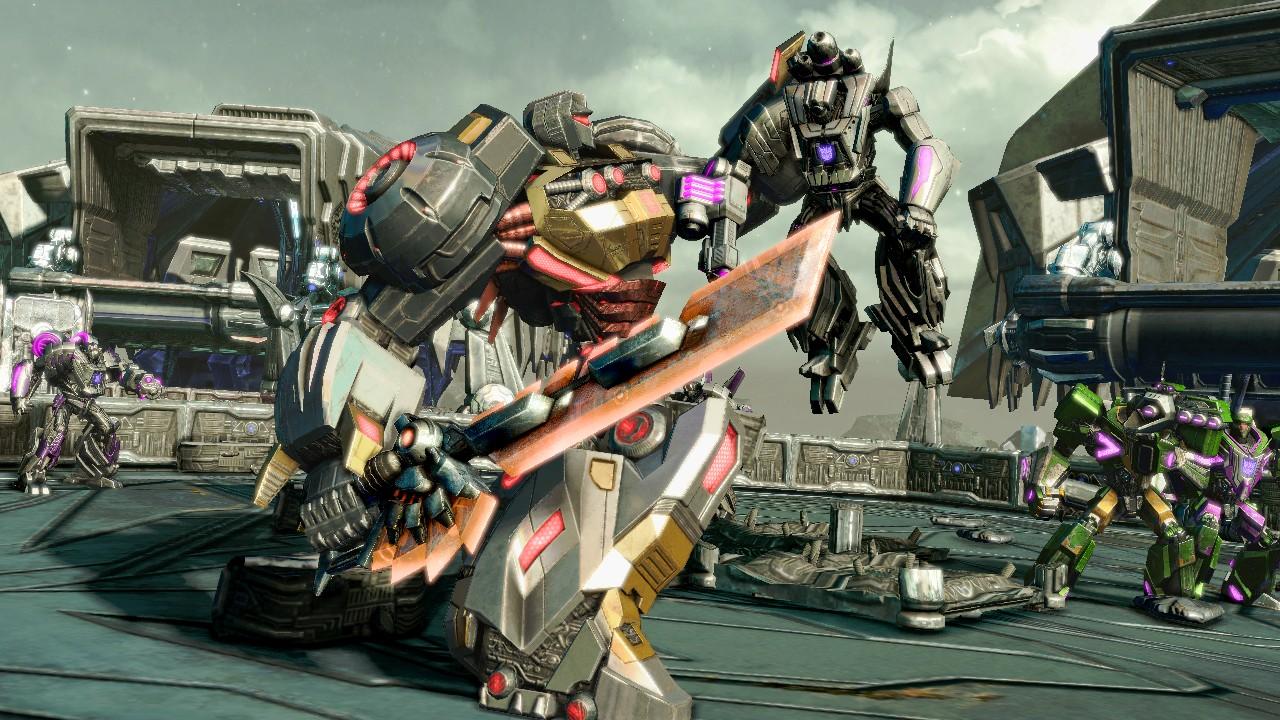 Dinosauří roboti v Transformers: Fall of Cybertron 64263