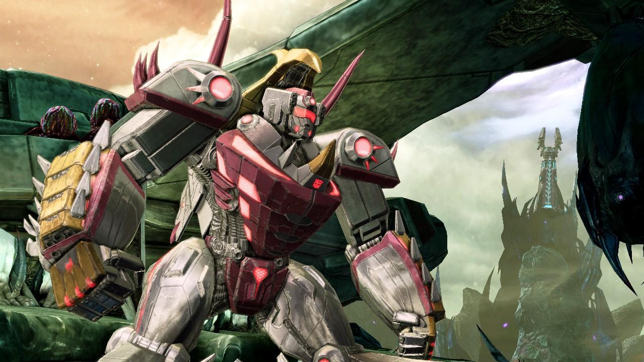 Dinosauří roboti v Transformers: Fall of Cybertron 64264