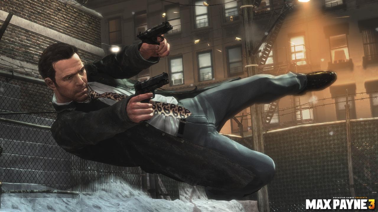 Max Payne 3 – nabušená srdcovka 64300