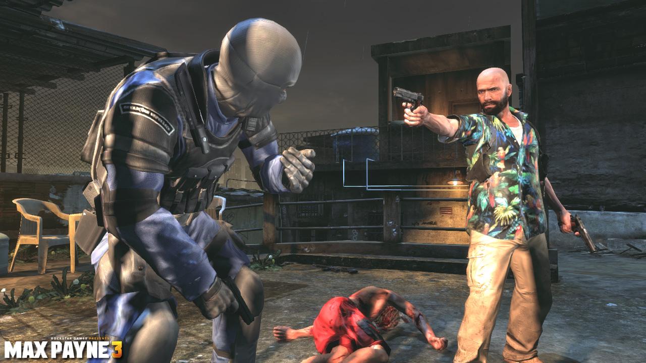 Max Payne 3 – nabušená srdcovka 64301