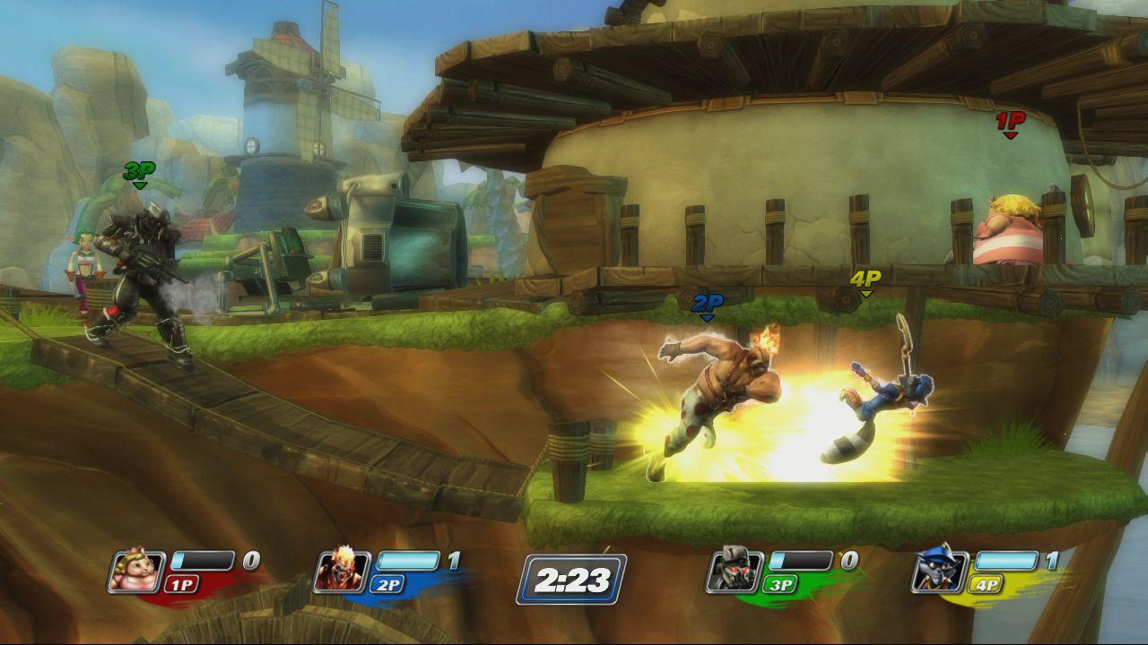 Sony oficiálně představila All-Stars Battle Royale 64308