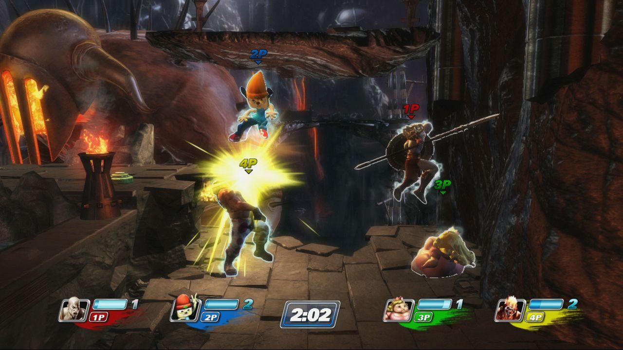 Sony oficiálně představila All-Stars Battle Royale 64309