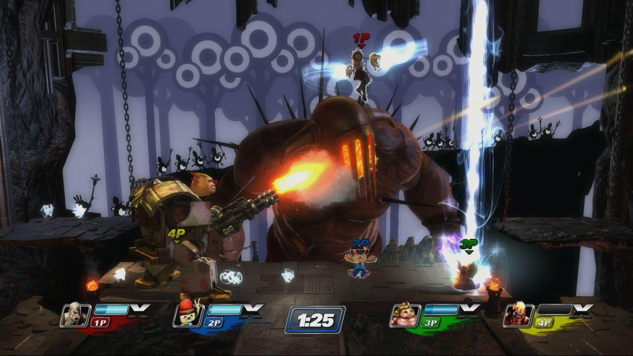 Sony oficiálně představila All-Stars Battle Royale 64311