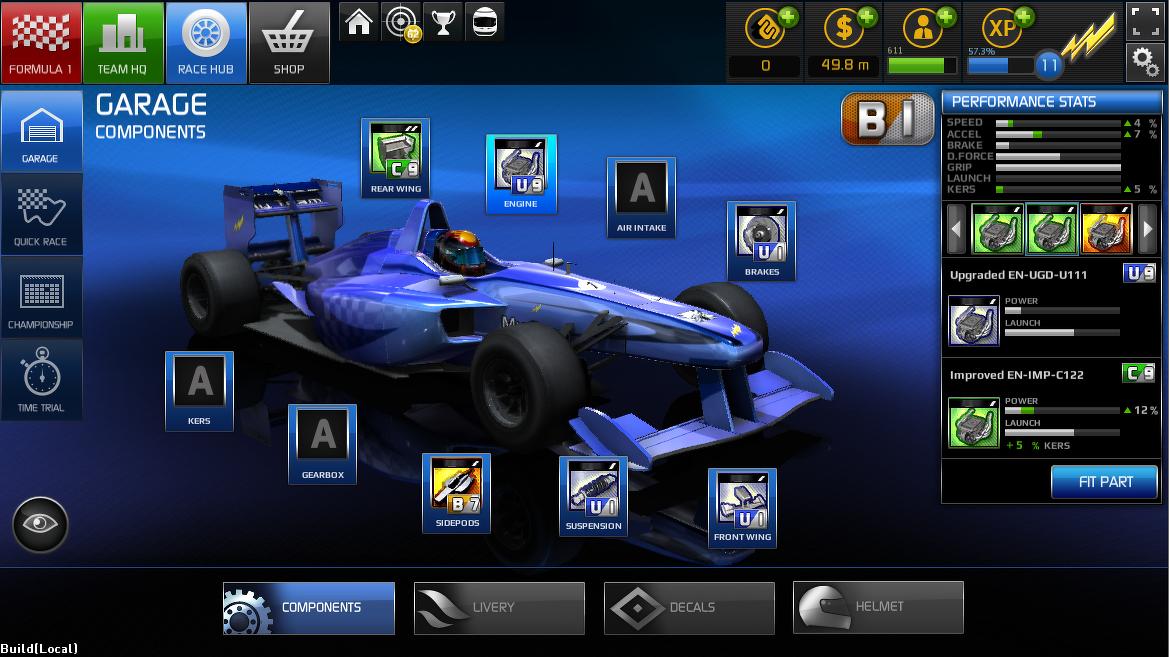 Nové obrázky z F1 Online 64319