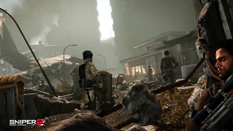 Sniper: Ghost Warrior 2 – zpět do optiky 64346
