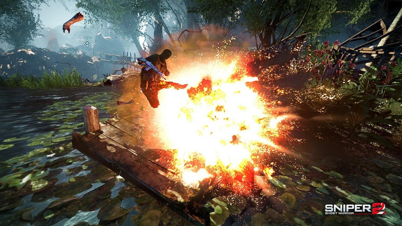 Sniper: Ghost Warrior 2 – zpět do optiky 64352