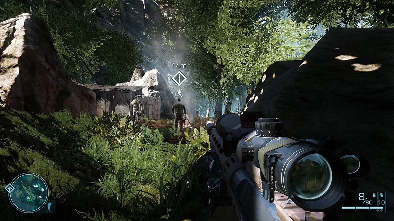 Sniper: Ghost Warrior 2 – zpět do optiky 64354