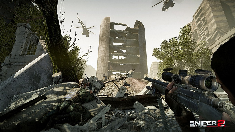 Sniper: Ghost Warrior 2 – zpět do optiky 64361