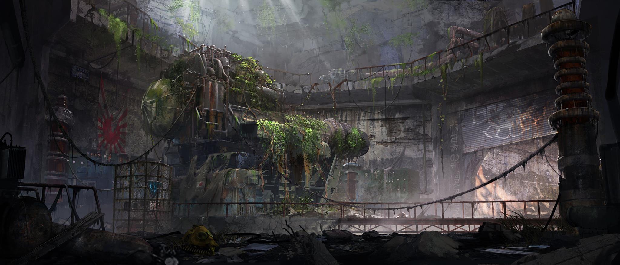 Artworky z různých prostředí Far Cry 3 64393