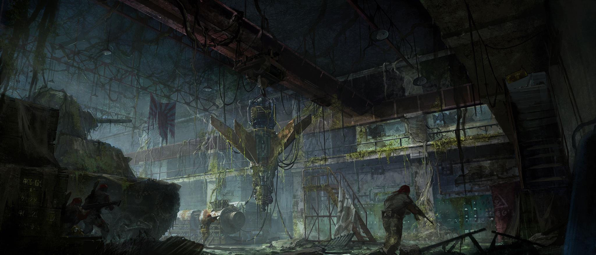 Artworky z různých prostředí Far Cry 3 64394