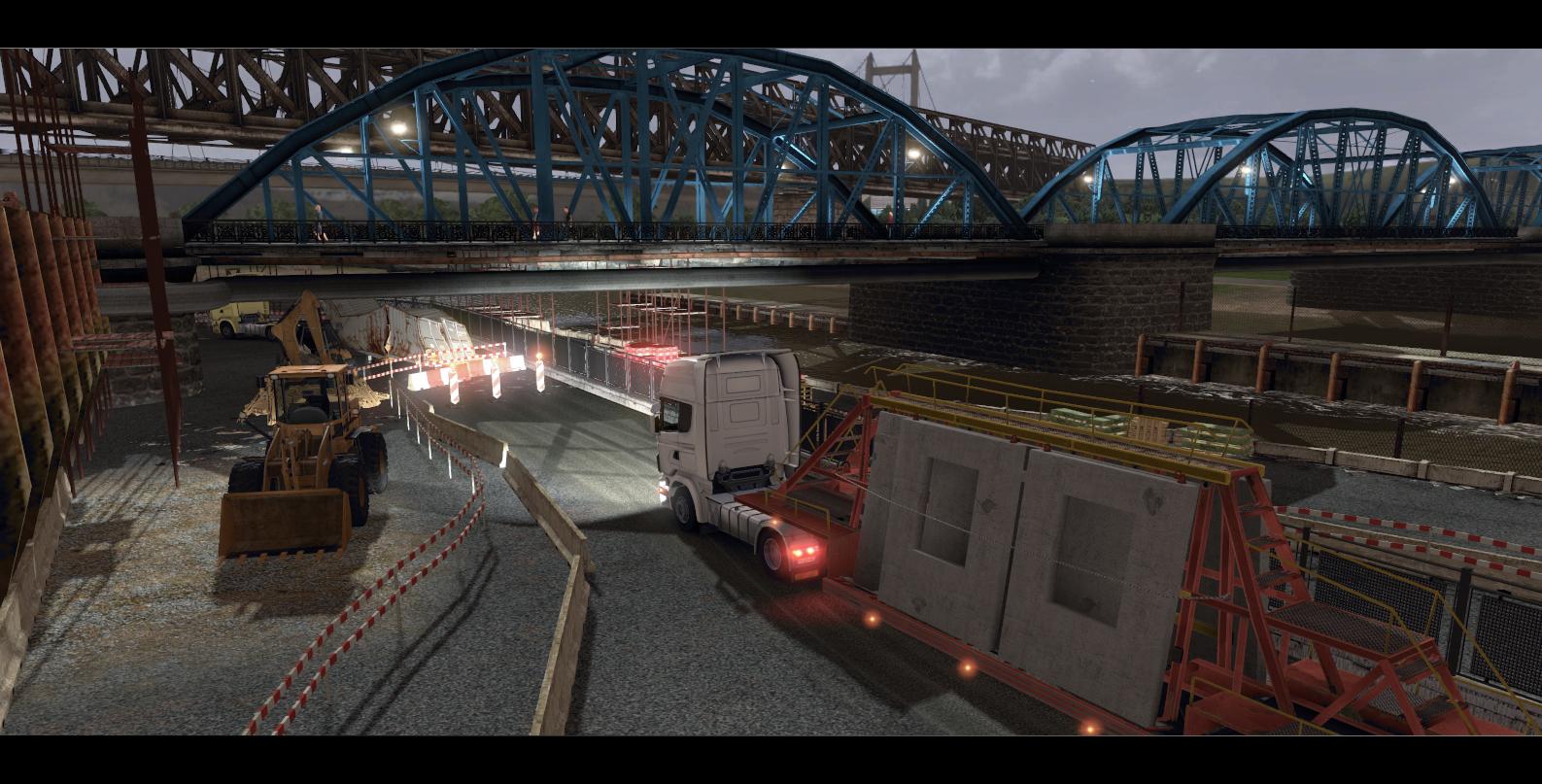Oznámeny závody Scania Truck Driving Simulator 64418