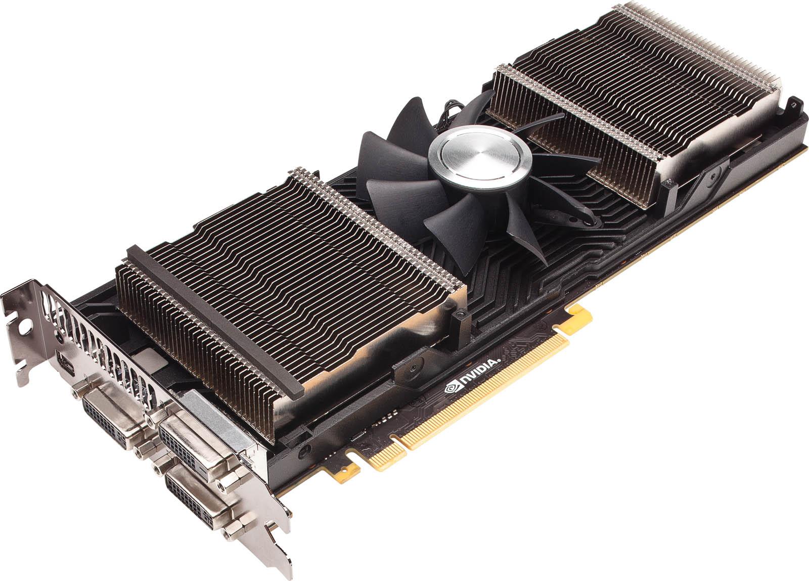 Nvidia představila grafickou kartu GeForce GTX 690 64426