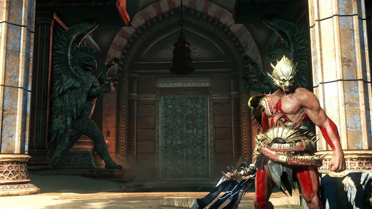 God of War: Ascension s multiplayerem pro 8 hráčů 64431