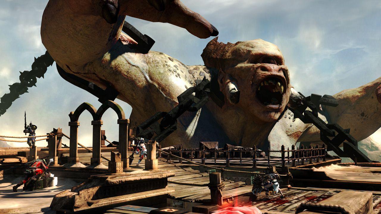 God of War: Ascension s multiplayerem pro 8 hráčů 64432