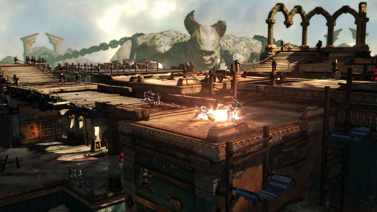 God of War: Ascension s multiplayerem pro 8 hráčů 64433