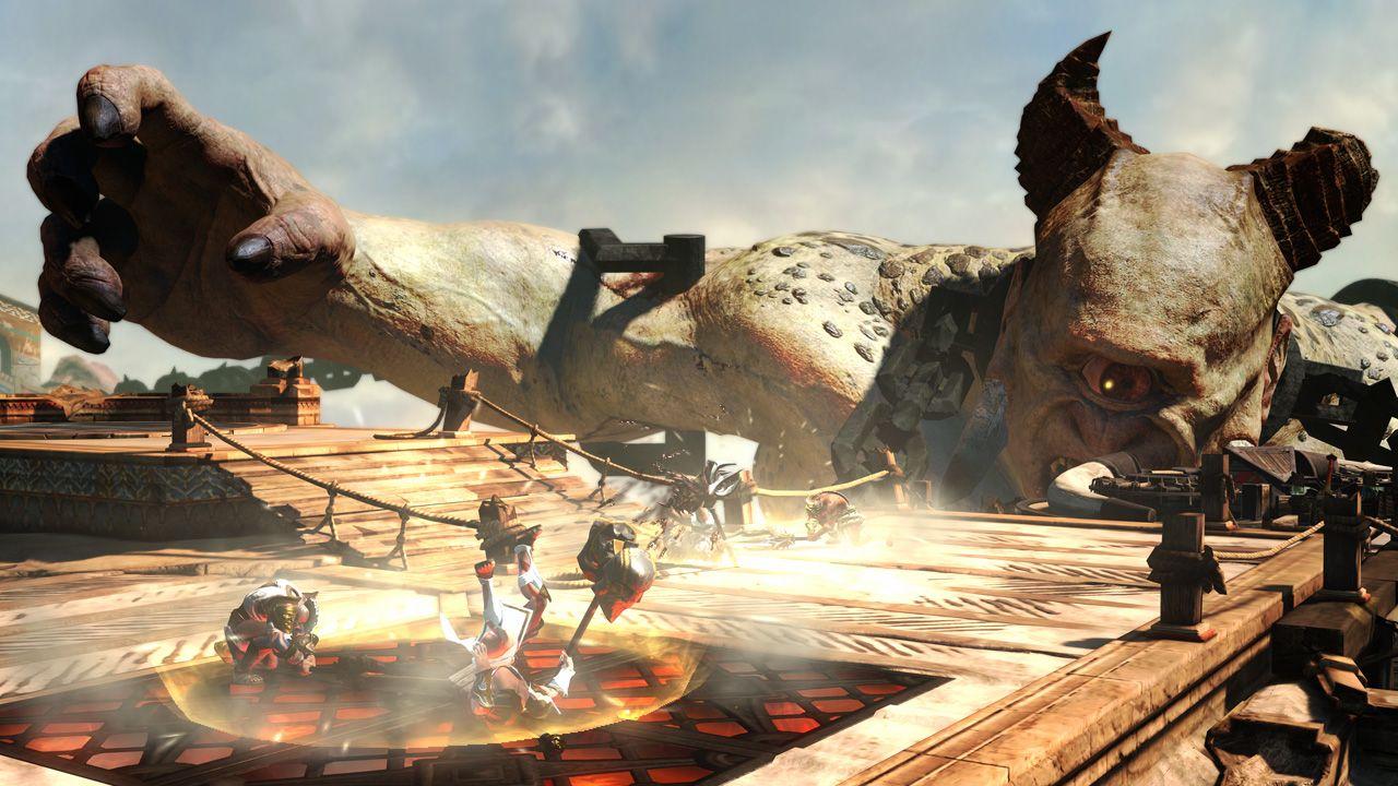 God of War: Ascension s multiplayerem pro 8 hráčů 64434