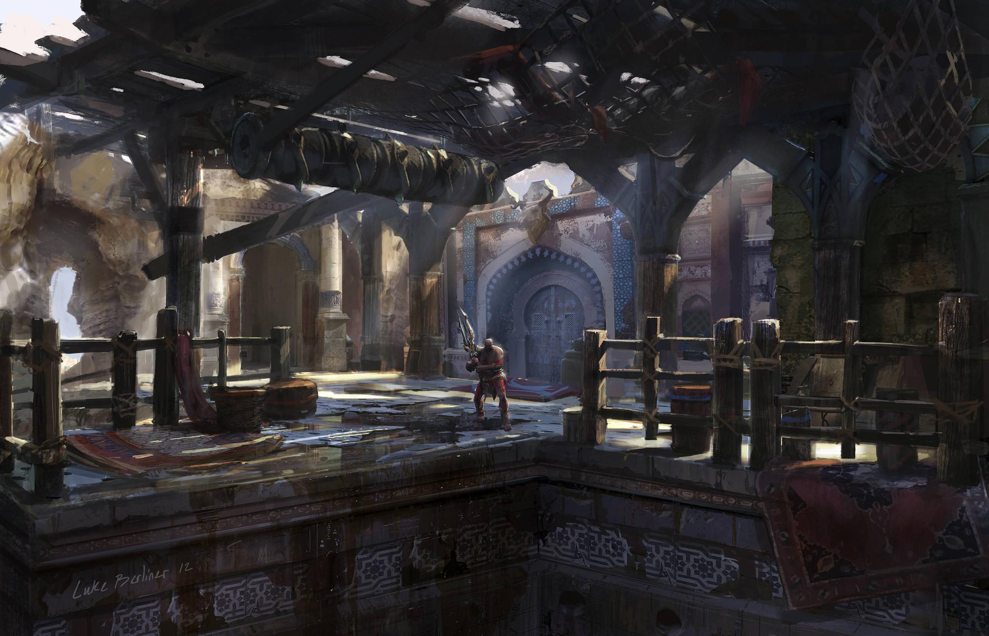 God of War: Ascension s multiplayerem pro 8 hráčů 64436