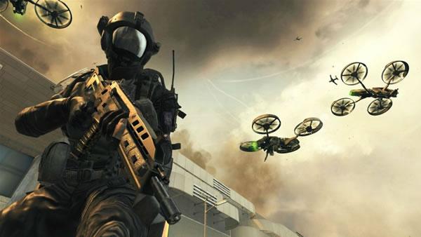 Black Ops 2 opravdu v budoucnosti, dokazují první obrázky 64493