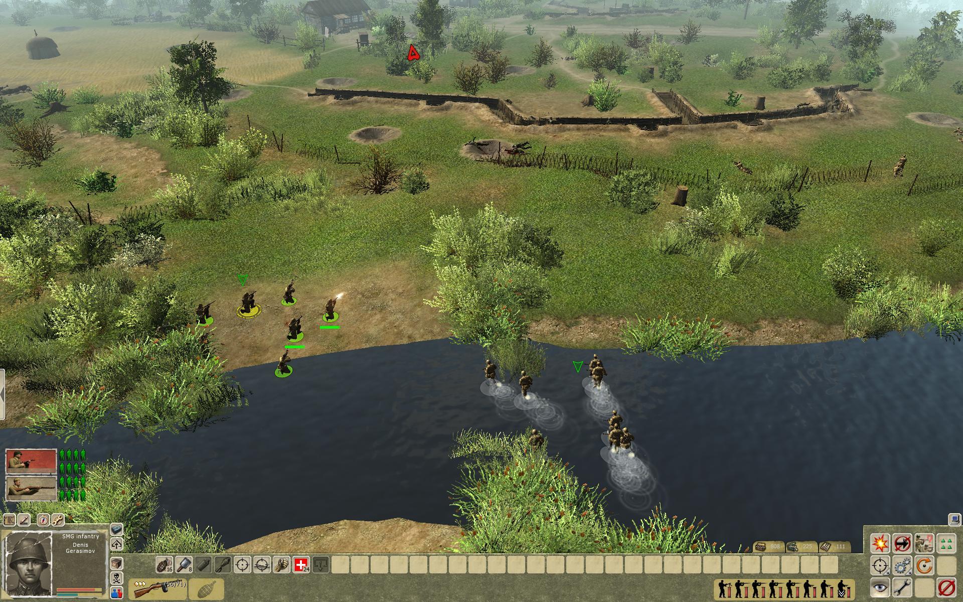 Trestancem v Men of War: Condemned Heroes 64496