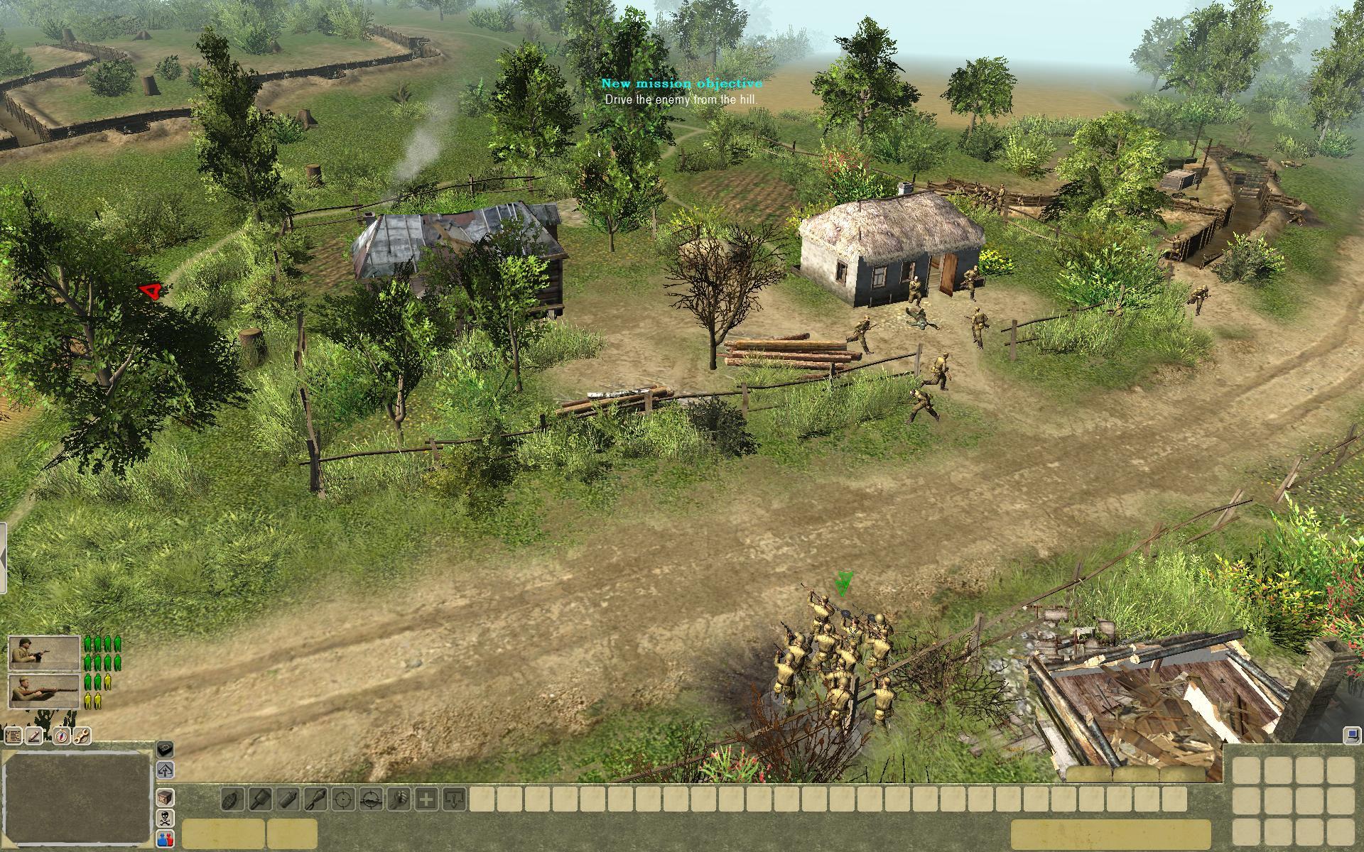 Trestancem v Men of War: Condemned Heroes 64497