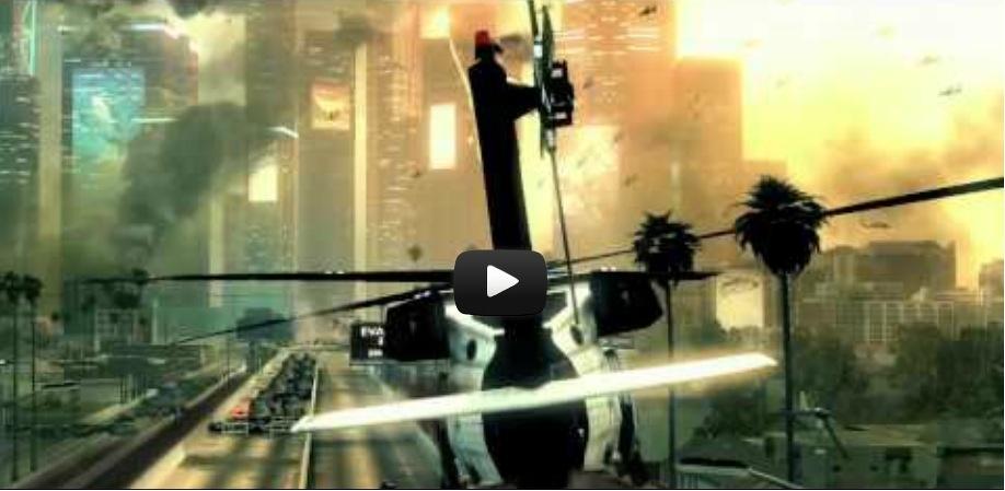 Black Ops 2 opravdu v budoucnosti, dokazují první obrázky 64557