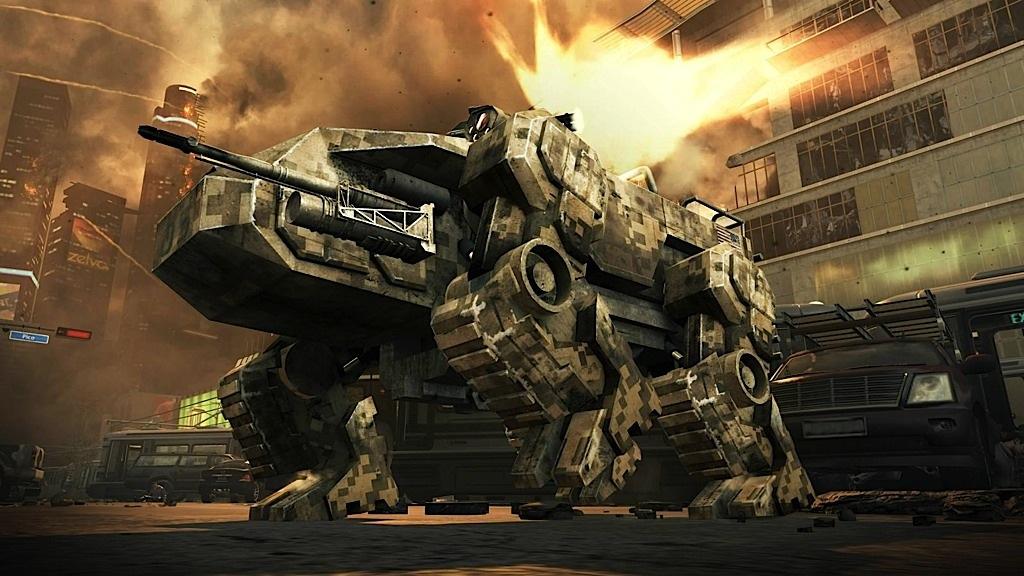Black Ops 2 opravdu v budoucnosti, dokazují první obrázky 64566