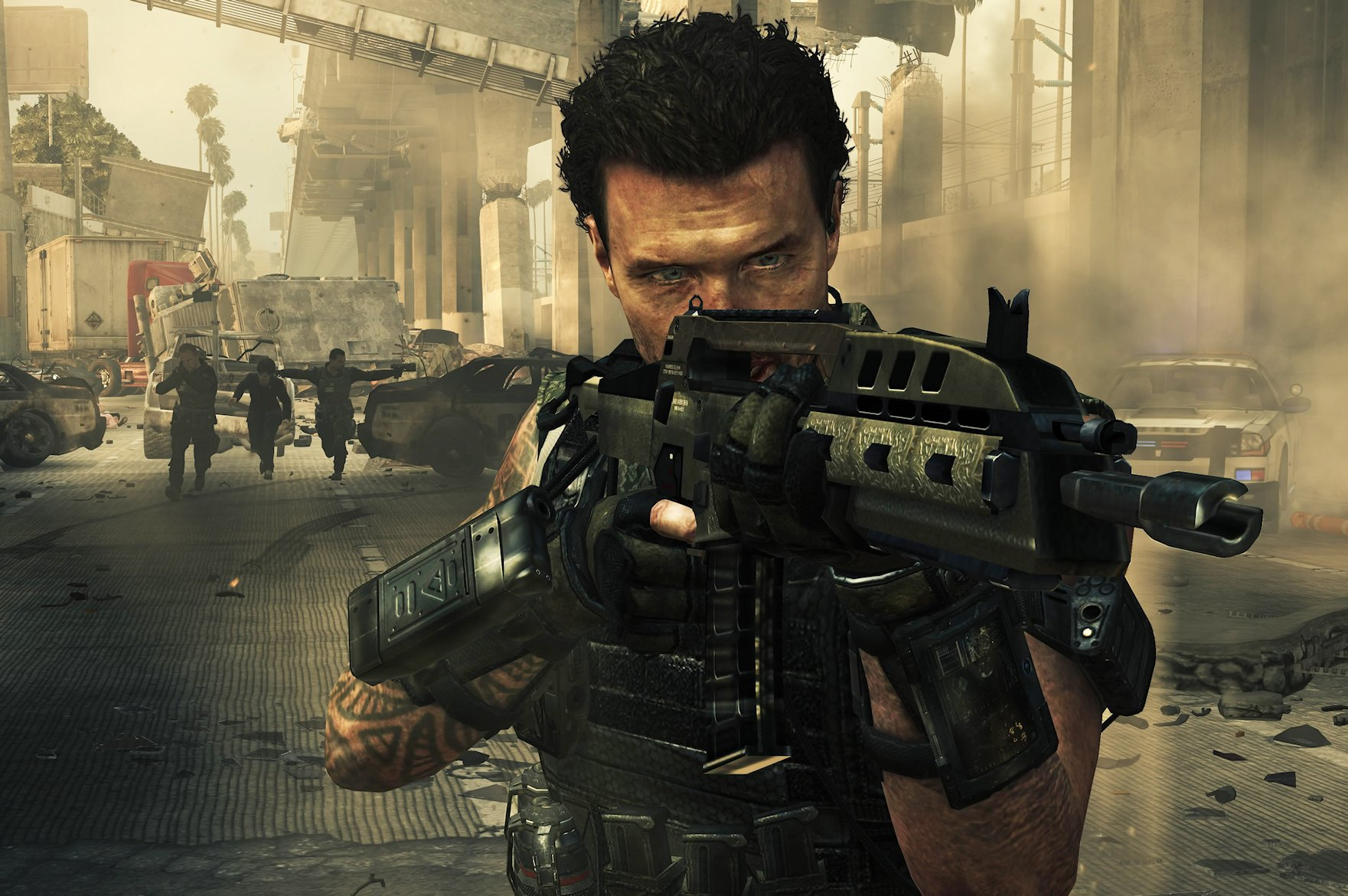 První trailer z Call of Duty: Black Ops 2 64609