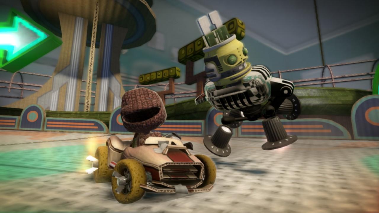 Nové obrázky z LittleBigPlanet Karting 64645