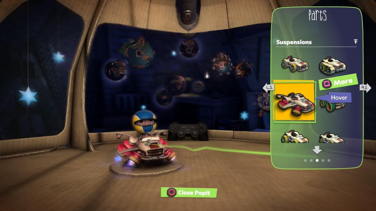 Nové obrázky z LittleBigPlanet Karting 64646