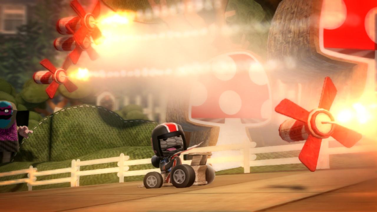 Nové obrázky z LittleBigPlanet Karting 64650