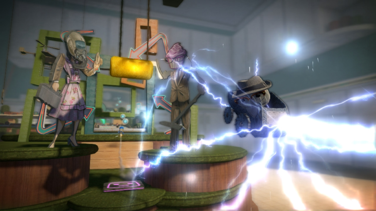 Nové obrázky z LittleBigPlanet Karting 64651