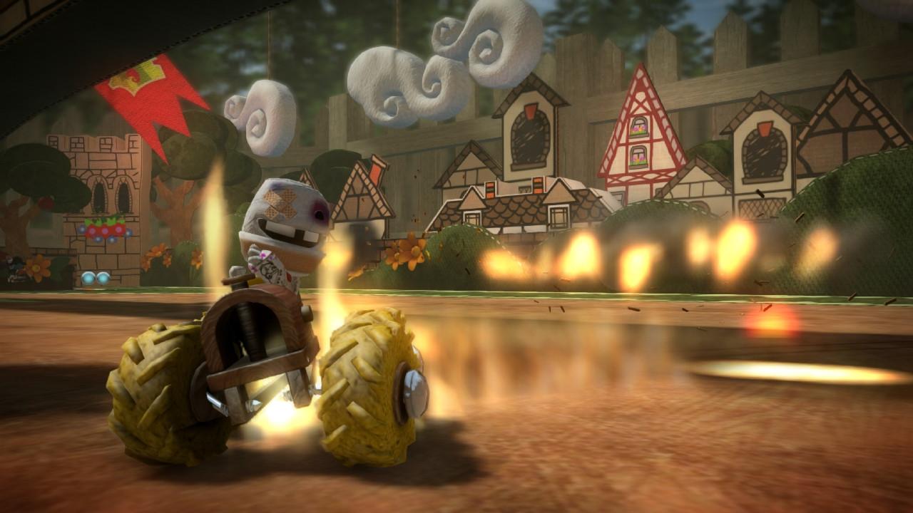 Nové obrázky z LittleBigPlanet Karting 64652