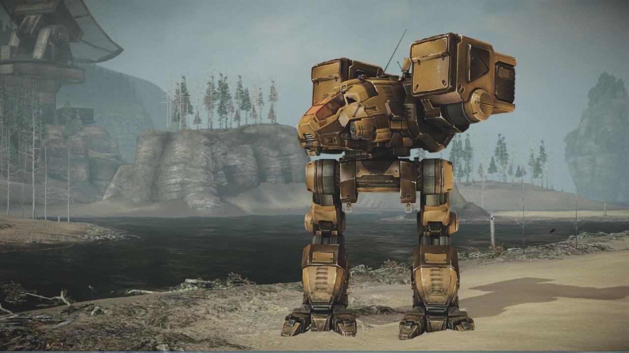 Screenshoty z MechWarrior Online 64688