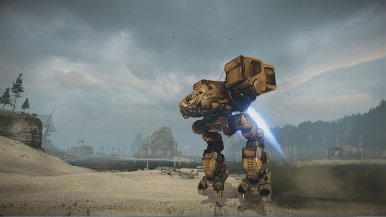 Screenshoty z MechWarrior Online 64689