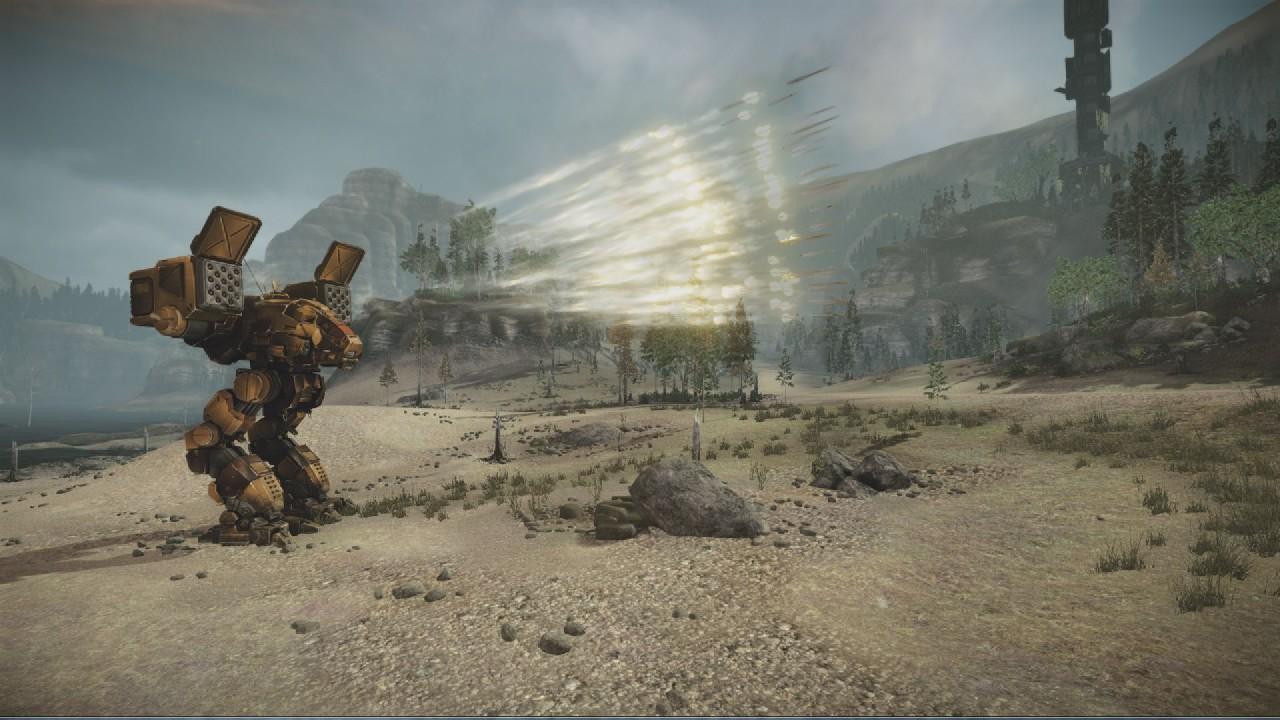 Screenshoty z MechWarrior Online 64690